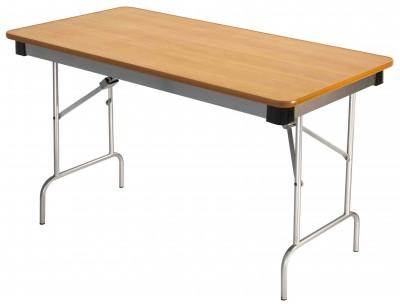 РТПЕ  128-75 Стол складной 120*80, нагрузка 300кг