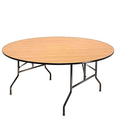 КТДЕ  15-75 Стол складной Д150, нагрузка 400кг