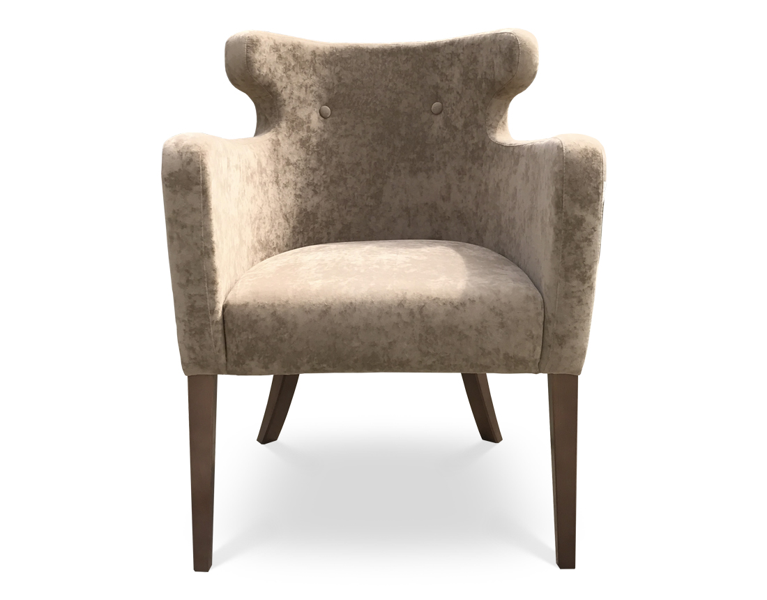 Виго Кресло на деревянном каркасе