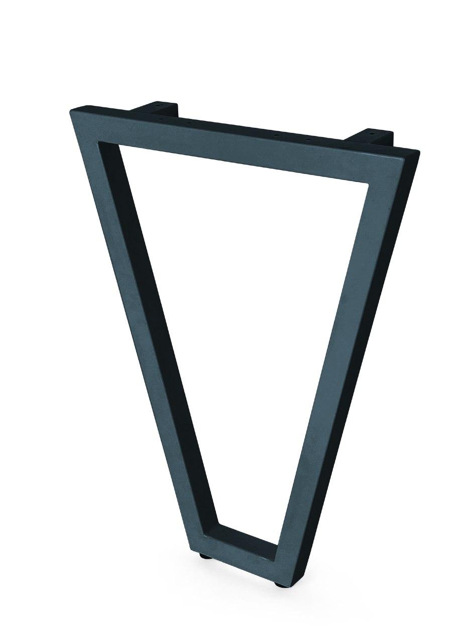 Лофт V-образное Подстолье металлическое усиленное