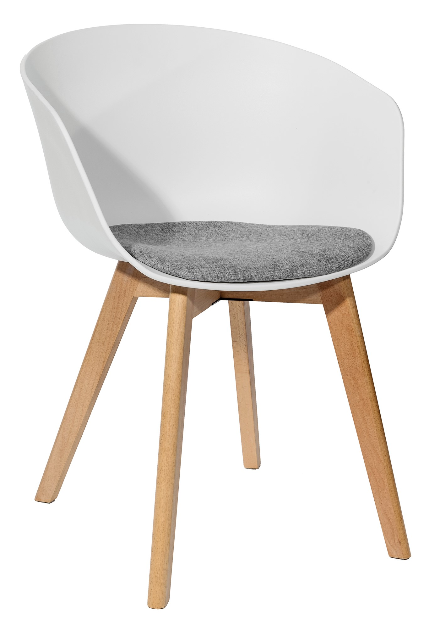 Либра Кресло на деревянном каркасе