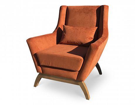 Оклахома Кресло  на деревянном каркасе