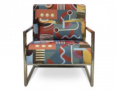 Хай-Пойнт Кресло на металлическом каркасе