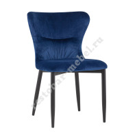 Лилиан стул на металлическом каркасе мягкий