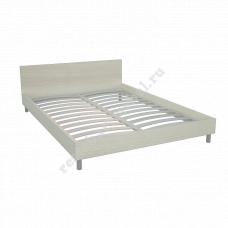АС-52 Кровать двуспальная 2038x1446x596