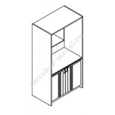 SCB120.3ML Мини-Кухня