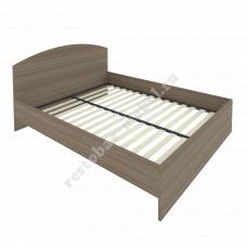 СКИ-160 Кровать с ортопедическим основанием  и изголовьем