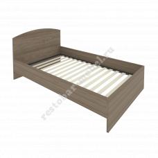 СКИ-120 Кровать с ортопедическим основанием  и изголовьем